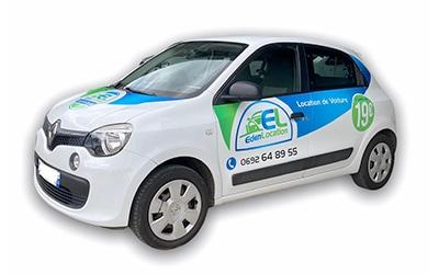 Renault twingo Eden Location Voiture Réunion 974